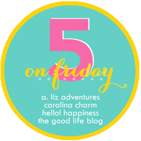 5 on Friday: Wilmington Edition