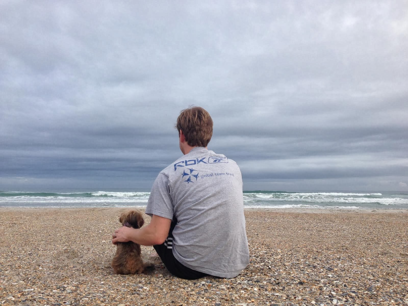 thankful: a simple weekend with my husband