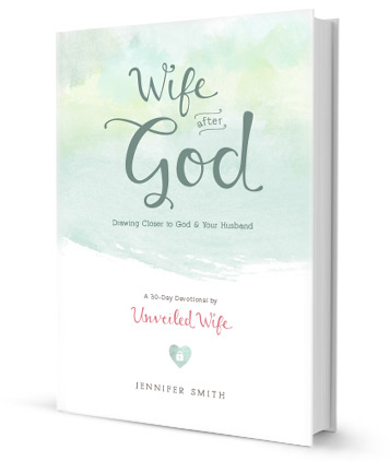 Will you join me? [Wife After God Devotional]