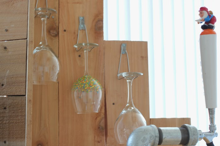 HANGER WINE GLASS RACK