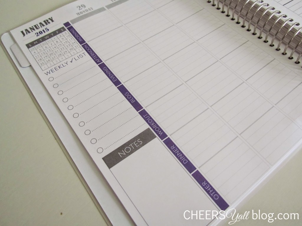 The Best Planner Ever Plum Paper