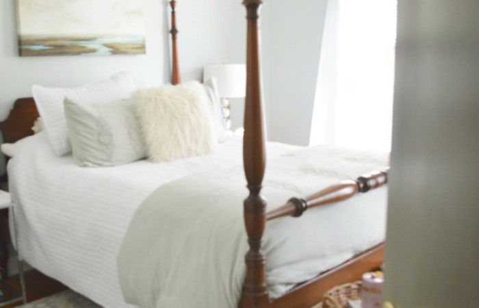 One Room Challenge | Coastal Chic Guest Room Reveal