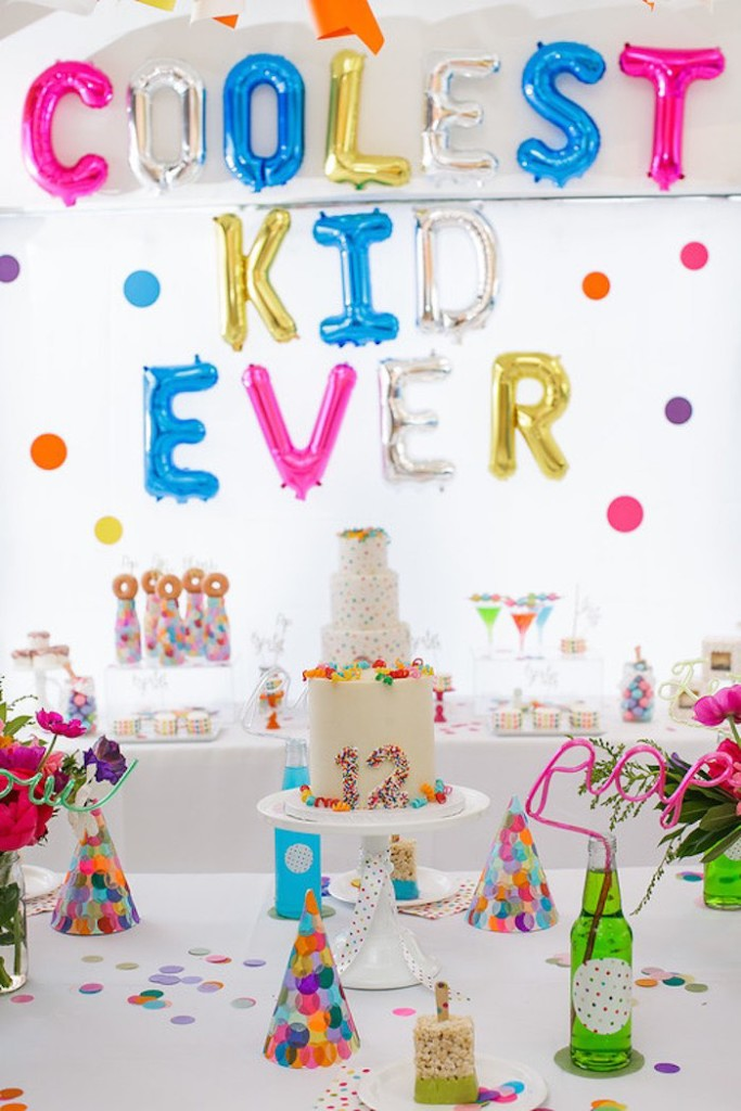 how to plan 6 month boy birthday party