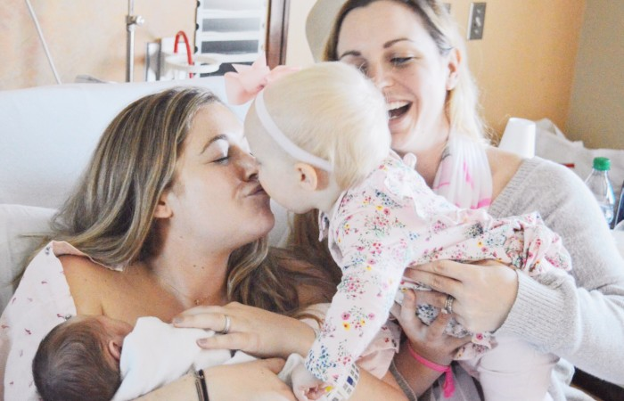 The Sweetest Surprise | Evie