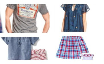 4th of July Fashion for the Family