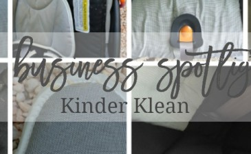 Local Business Spotlight: KinderKlean (+ Exclusive Discount!)