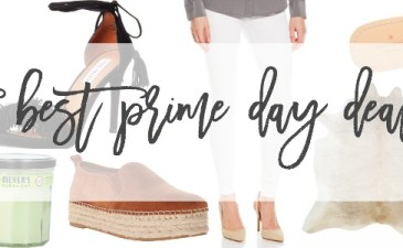 Prime Time | The Best Amazon Prime Day Deals