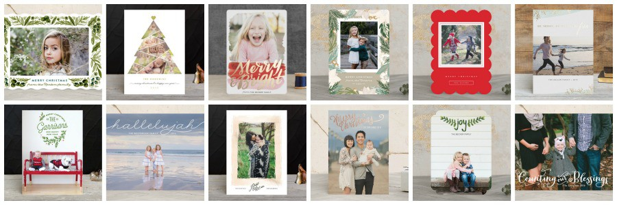 All of My Favorite Christmas Cards with Minted | A Holiday Card Roundup and Giveaway