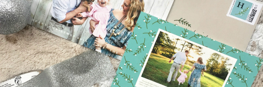 Our 2016 Family Christmas Card with Minted