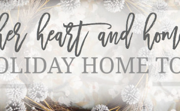 Our 2016 Holiday Home Tour