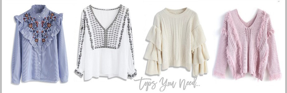 Tops You Need
