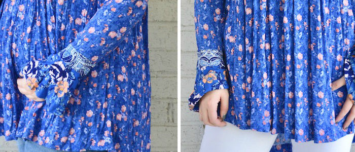 Sister Style| Tunic Two Ways + A 26 Week Pregnancy Update