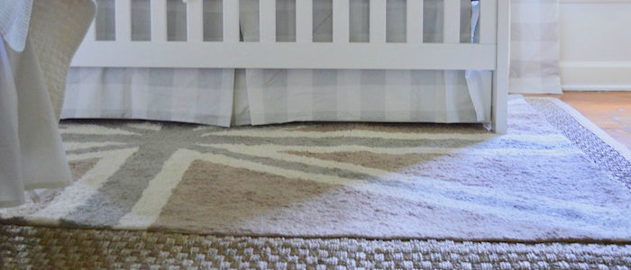 The Most Mom AND Kid Friendly Rug Ever