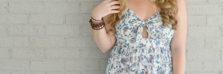 Wearing | Summer Soiree Dress